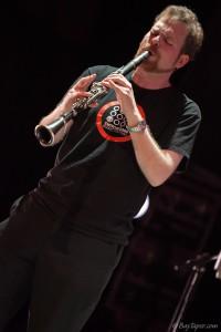 jon wailing clarinet